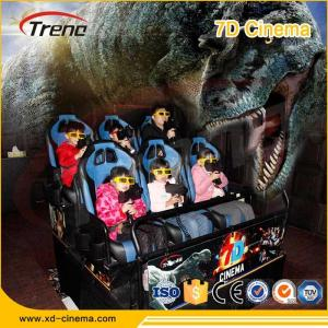 China 70 PCS 5D Movies + 7 PCS 7D Shooting Games 7d interactive theater For Kids on sale