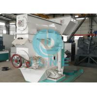 China Mobile Biomass Pellet Machine / Wood Pellet Manufacturing Equipment Low Ash on sale