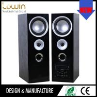 China Stereo USB 2.0 multimedia speaker with mic input , multimedia active speaker on sale