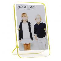 Acrylic 4x6 Magnetic Photo Frame Plexiglass Picture Frame