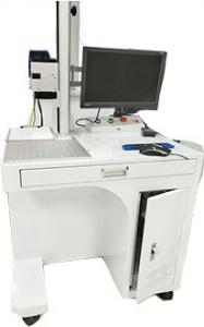 China 1064nm Ultraviolet Diode Laser Marking Machine 100000 Hours Laser Source Lifespan on sale
