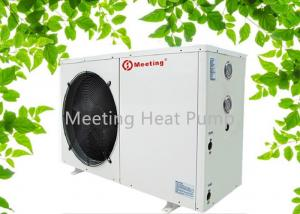 China Meeting MD30D 12KW Air To Water Heat Pump WIFI Control Pool Spa Water Heater System Automatically Defrost on sale