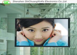China p6 smd High definition full color electronic Hanging LED Display signs for concert on sale