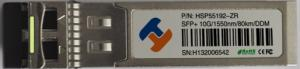 China XFP 10G Duplex LC 850nm/1310nm/1550nm 10km/40km/80km Fiber Optc Module Transceiver on sale