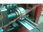 O rolo personalizado do quadro de porta que forma o metal da máquina lamina a formação do equipamento