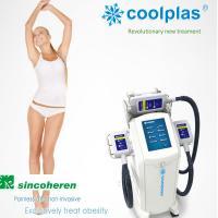 Coolplas cool gelpad free!  Perfect Effective Slimming Machine Fat Freezing Cryolipolysis Machine