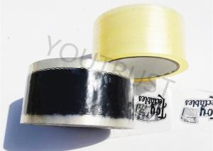 China OEM Printed Waterproof Bopp Adhesive Tape , Bopp Sealing Tape For Strapping on sale