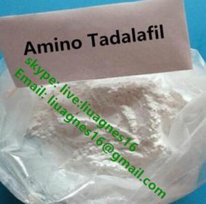 China Male Enhancement Powder Amino Tadalafil For Treating of Erectile Dysfunction 385769-84-6 on sale