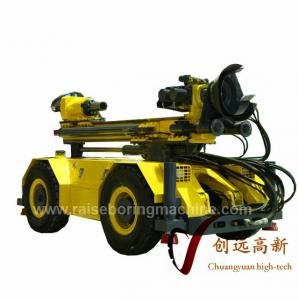 China Compact Underground Down The Hole Drill For Large Dia Long Hole Mining on sale