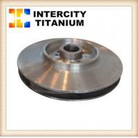 china investment casting titanium gr5 Manufacturer from Intercity Titanium