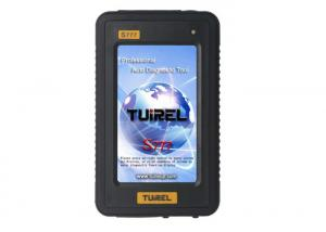 China Tuirel S777 OBD2 Auto Diagnostic Tool Support 46 Models With Full Software Multi-Language on sale