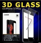 протектор экрана полного покрытия 3Д 0,15 Мм 9Х закаленный сотовым телефоном стеклянный на Ифоне 7/7плус