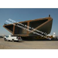 Steel Frame Concrete Composite Steel Girder Bridge Heavy Steel Structure Box Modular