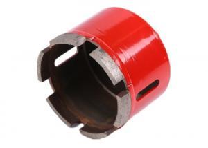 China Glass Drilling Core Drill Bit Sintered Drill Bit For Bench Drill Machine on sale