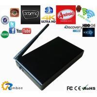 Android Quad Core XBMC Arabic IPTV Box wth 400 Live Channels TV Set Top Box Full HD