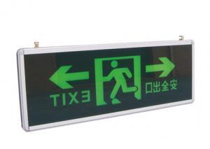 China La luz de emergencia llevada recargable de Dimmable IP55/llevó la luz de la salida de emergencia con el sensor del IR on sale