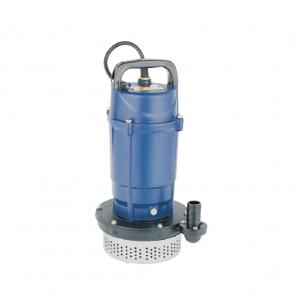 China QDX submersible clean water pump, clear water pump,aluminum motot case,cast iron pump body on sale