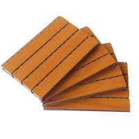 China Interior PVC Acoustic Noise Reduction Wall Panels Lightweight 3D Diffuser Decorative on sale
