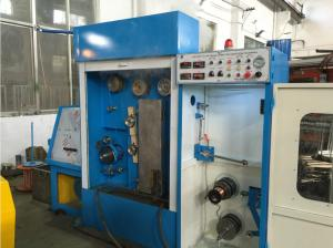 China 15KW Copper Wire Making Machine 5.5KW Spooler Motor For Drawing And Annealing on sale