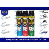 Automatic Aerosol Pesticide Fly Killer Spray Water Based For Bathroom And Closet