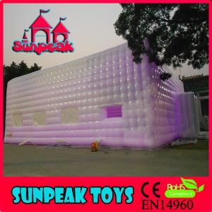 China TEN-2065 Large Inflatable Transparent Tent Inflatable Bubble Tent For Sale on sale
