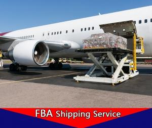 China Professional Amazon FBA Forwarder , DDP Air Shipping Services Shenzhen To MDT1 ALT8 on sale