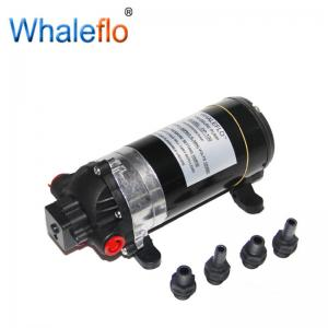 China Whaleflo Diaphragm 5.5 LPM 160PSI Water Pressure Washdown Pump for Caravan /Marine /RV/Yacht on sale
