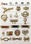 Durable Metal Materials Antique Shoe Buckles Use For Women Shoe Decorations