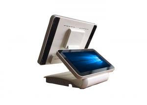 China Electronic POS Computer Hardware Billing Machine Flat Free Bezel RH-618-A Model on sale