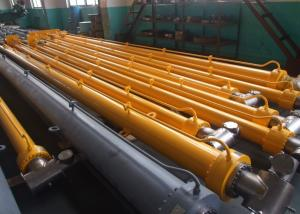 China Flat Gate Large Bore Hydraulic Cylinders Heavy Duty Max Dia 1200mm on sale