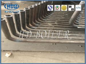 China Power Station Boiler Water Wall Panels Heat Exchange Low / High Pressure on sale