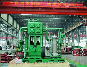 China Argon gas compressor 3Z3.5-9.2/50 ZW-9.8/80 Vertical two row,five stage air separation plant on sale