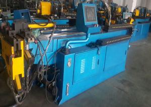 China Cold / Heating Pipe Bending Machine , Single Head 22KW Automatic CNC bender on sale