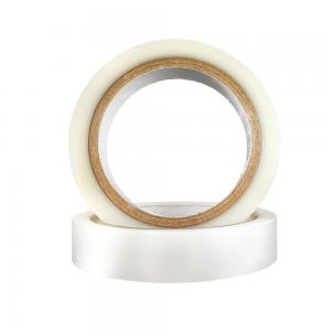 China Transparent 20mm Width Heat Seam Sealing Tape For Raincoat on sale