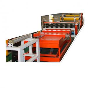 China PVC Film Lamination Equipment For Suspended Ceiling Tiles With Top Quality on sale