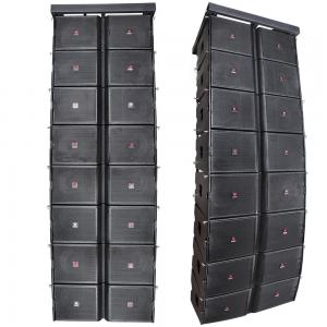 China Concert Music speaker Professional Audio speaker box line array system on sale