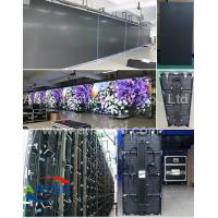 indoor Stage rental LED display 500*500  500*1000 P3.91 P4.81 P5.95 P6.25 P6.94 P8.928