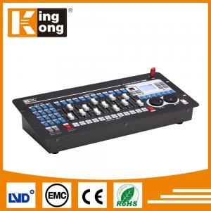 China 768 DMX Channel King Kong DMX LED Light Controller Pan / Tilt , RGB Dimmer Generator Shapes on sale