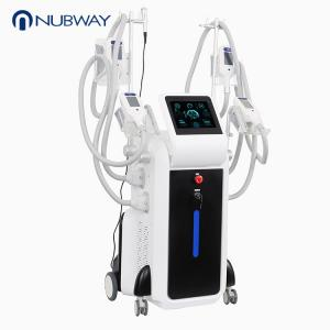 China New product four cryo handle fat freezing slimming machine weight loss cryolipolysis slimming machine on sale