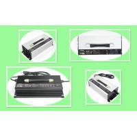 China US Input Plug 60A 24V Smart Battery Charger Max 29.2V 29.4V Charging on sale