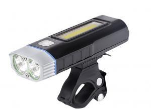 China Front COB Work LED Bicycle LED Safety Lights , USB Output Led Safety Lights For Bicycles on sale