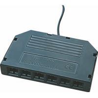 12V 6 Way Splitter Box LED Lighting Distributors for Cabinet LED Illumination