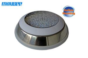 China High Lumen Surface Mounted LED Underwater Swimming Pool Lights 12V With Epistar on sale