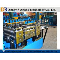 China PLC Control System U Purlin Roll Forming Machine For Ancient Architectures on sale