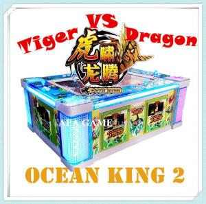 China IGS Ocean King 2 Killer Whale tiger dragon fish hunting games machine on sale