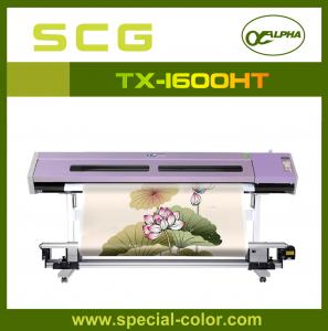 China 1440dpi Inkjet Printer Sublimation Printer TX-1600HT on sale