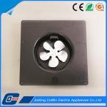 Energy Saving Smart Size 10W Solar Attic Vent Fan 9 Inch Fan Blade For All Day