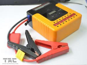 China 400 AMP Peak 12V 16800mAh Portable Battery Jump Starter Power Pack Charger Combine with Air Pump on sale