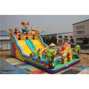 China New design inflatable slide products,inflatable playhouse slide,inflatable slides manufacturer on sale