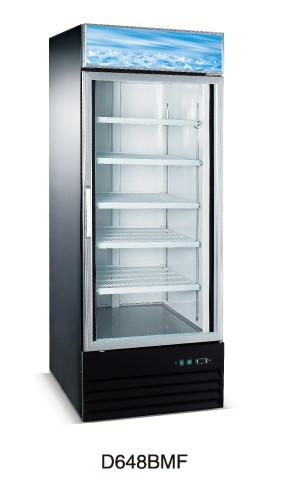 Glass Door Beverage Coolers Commercial Refrigerator Freezer For Home